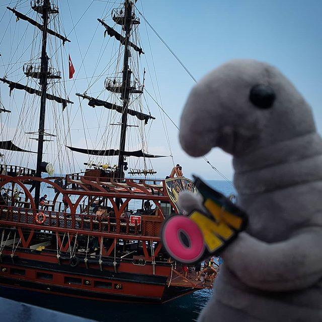 Омский ждун покоряет средиземное море #ждун55 #ждуномск #фазелис #анталия #турция // #zhdun55 #zhdunomsk #phaselis #antalia #turkey